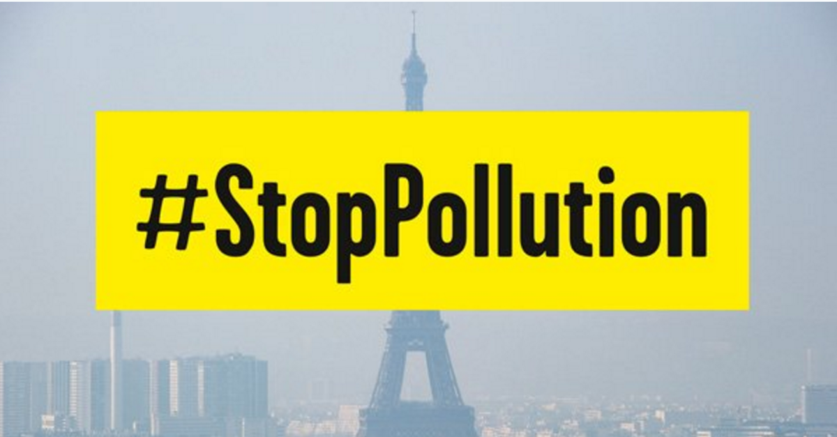 stoppollution