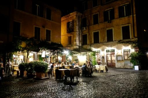 700 restaurateurs ont déjà accepté d'ajouter à leur carte un plat de pâtes all'amatriciana, dont deux euros seront reversés à la Croix Rouge italienne © AFP/Archives ANDREAS SOLARO