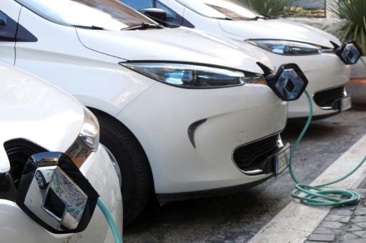 autos électriques