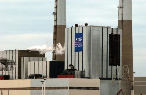 centrale à charbon