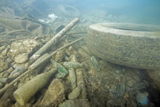 pollution en méditerranée