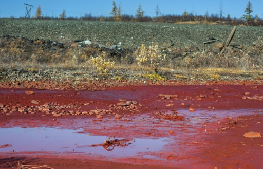 rivière rouge