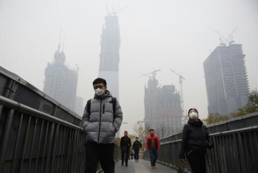 polllution de l'air