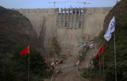 Inauguration du barrage Gibe 3 — Ethiopie