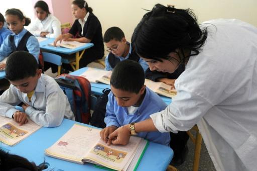 maroc gratuité école