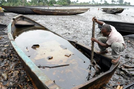 Pollution Nigéria