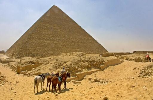 egypte touristes patrimoine