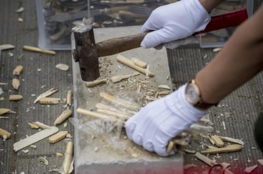 Commerce ivoire