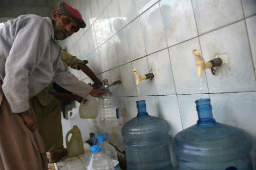 eau polluée