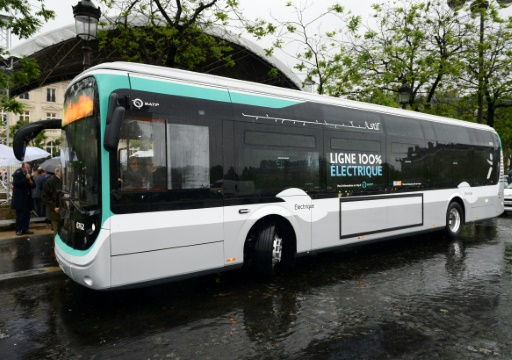bus electrique
