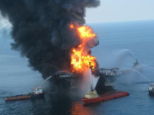 plateforme petroliere