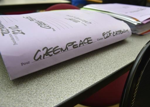 greenpeace prison