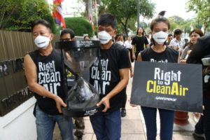thailande greenpeace