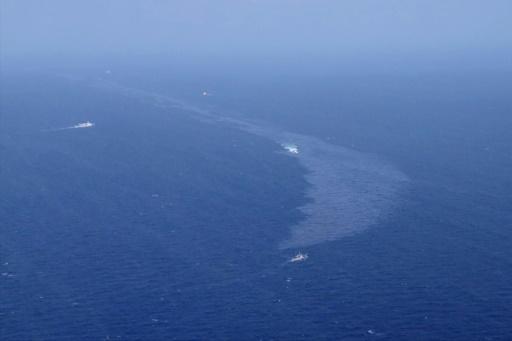 japon maree noire