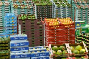 fruits legumes pesticides