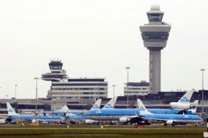 aeroport d'amsterdam
