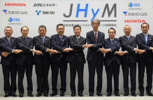 japon hydrogene