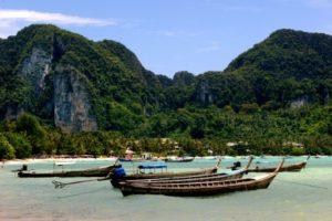 thailande la plage