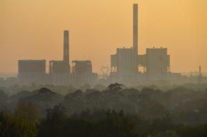 usines à charbon