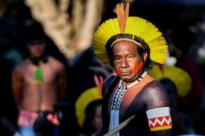 mobilisation indigene