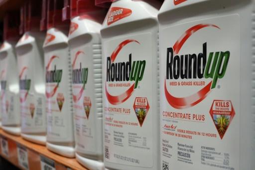 pesticides dans l'air