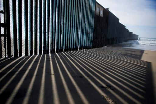 mur mexique etats-unis