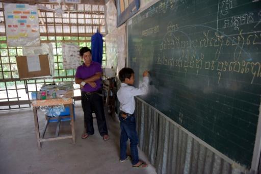 cambodge education