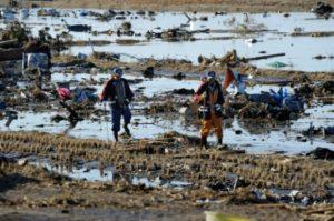 plages fukushima