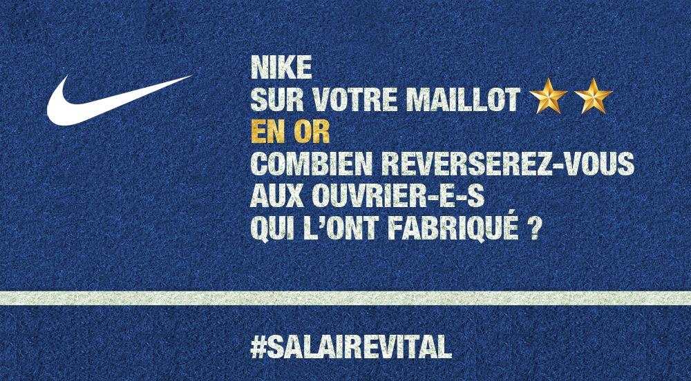 100% authentic great deals 2017 huge selection of Un maillot 2 étoiles de l'équipe de France pas très éthiques ...