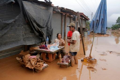 laos barrage