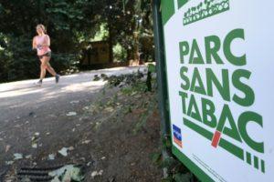 parcs et jardins sans tabac
