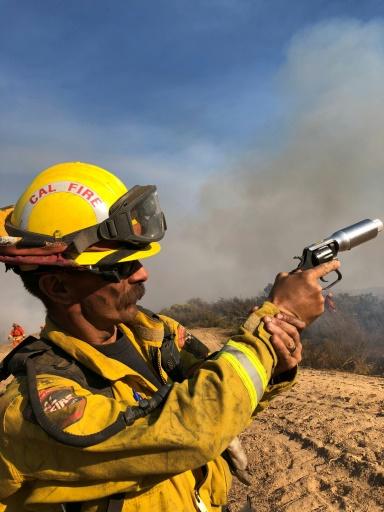 pompier volontaire