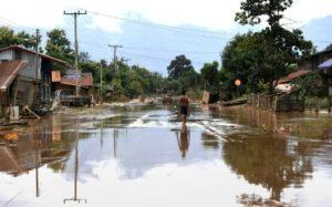 barrage laos