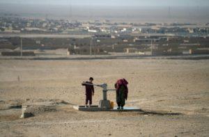afghanistan secheresse