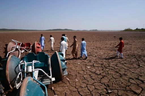barrages pakistanais