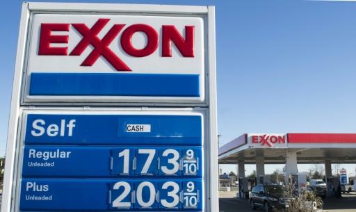 exxon mobile taxe carbone
