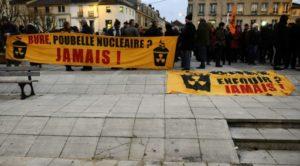 dechets nucleaires opposants