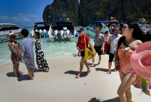 la plage thailande