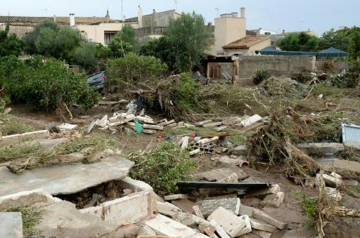 mediterrane innondation changement climatique