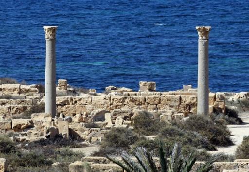 libye patrimoine
