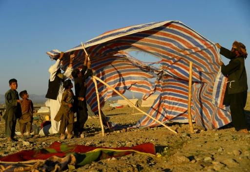 paysans afghans