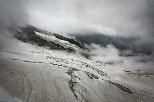 glaciers suisses