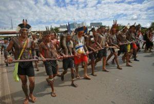 bolsonaro peuples autochtones bresil
