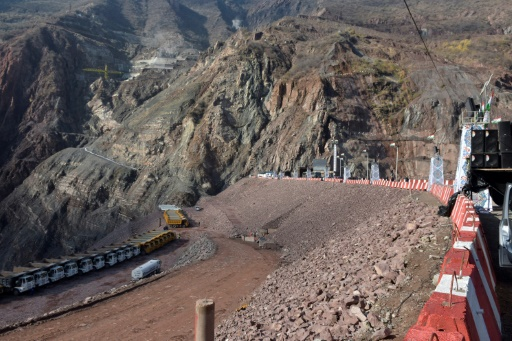 tadjikistan plus haut barrage monde