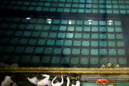 piscines nucleaires