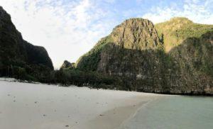 thailande plage petites requins