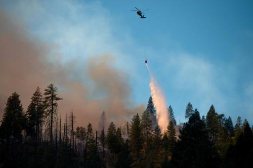 californie feu