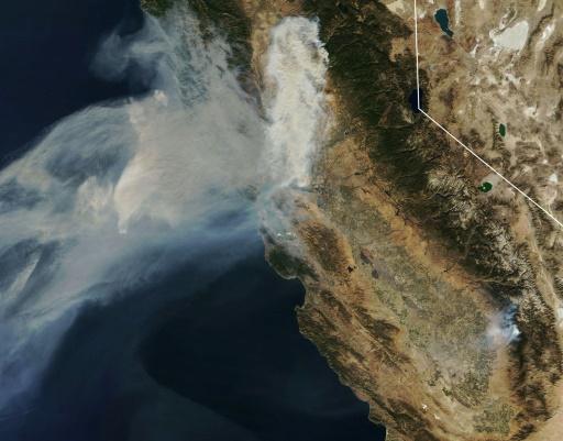 san fransisco pollution incendies