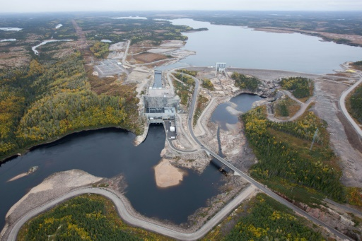 saint laurent quebec barrages