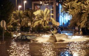 humanité risques de catastrophes climatiques simultanées